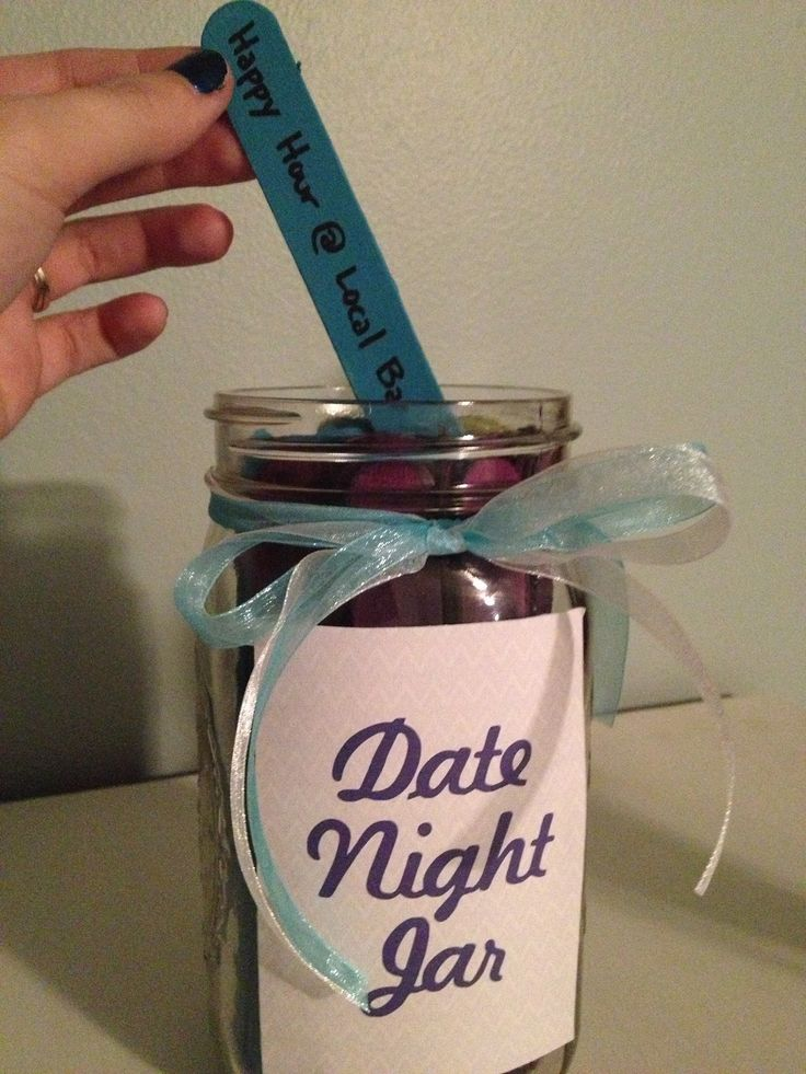 The Bible, Life, & Love: Dating Your Husband (or Wife) - Date Night Jar