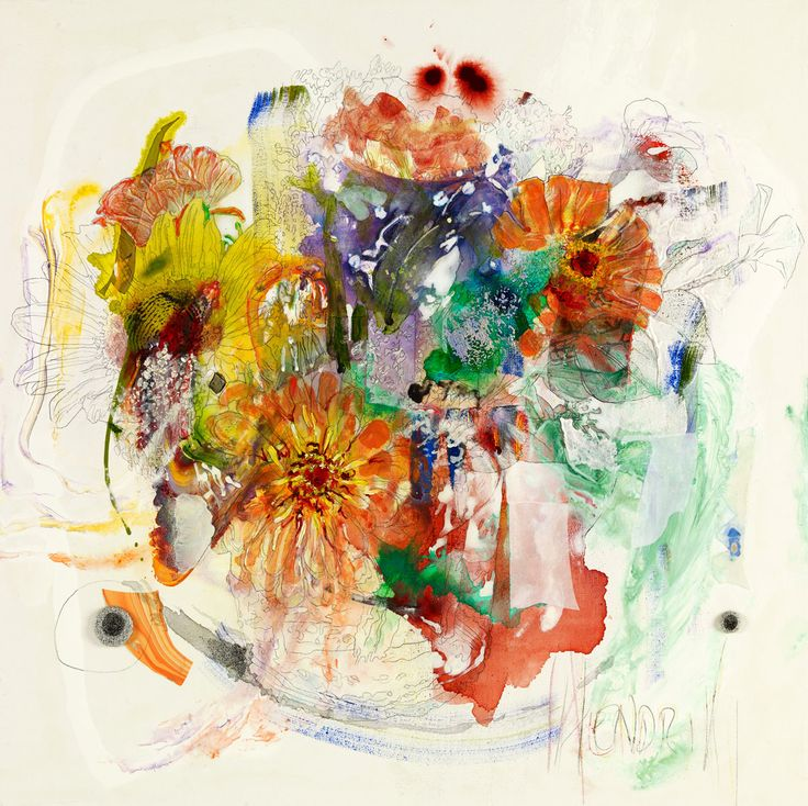 Maryann Hendriks - Canadian  Artist - Feature