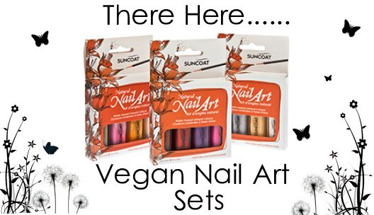 Vegan, Chemical & Cruelty Free Suncoat Nail Art Sets - 3 Sets To Choose From -  http://www.naturesbeauties.co.uk/suncoat-88-c.asp Blog: http://blog.naturesbeauties.co.uk/ #nails #nail #nailart #nailpolish #vegan #veganmakeup #chemicalfree #nailtutorial #suncoat