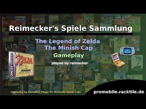 Reimecker's Spiele Sammlung : The Legend of Zelda The Minish Cap
