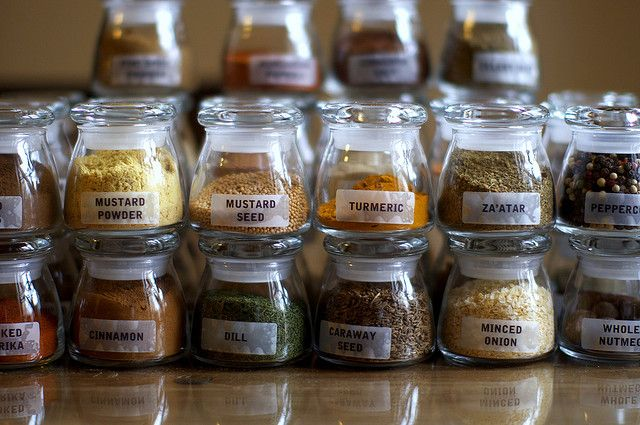 new spice bottles | Flickr - Photo Sharing!