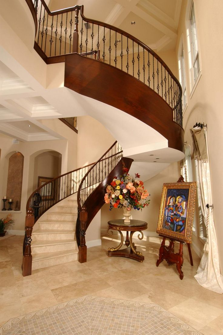 Awesome 16 Stylish Mediterranean Staircase Designs For Your Daily Dose Of Elegance