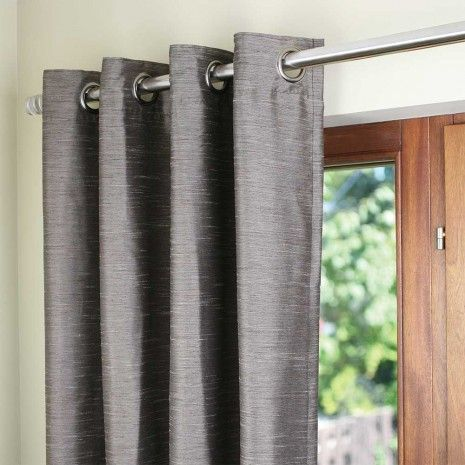 panneau oeillets lian lined opaques et doubles rideaux fen tres decor chambre. Black Bedroom Furniture Sets. Home Design Ideas