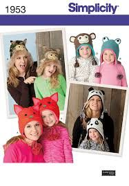 simplicity patterns hat - Buscar con Google:
