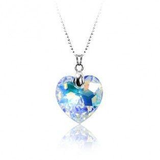 Lantisor cu Swarovski Crystal Dream