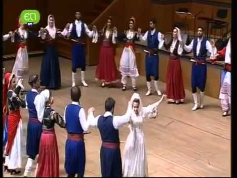 """""""Απ' το Λασίθι ως τα Χανιά"""" Χανιώτικο Συρτό Κουρήτες - Σκορδαλός Μαρτσάκης Ψαρουδάκης(Creta Dance)) - YouTube"""