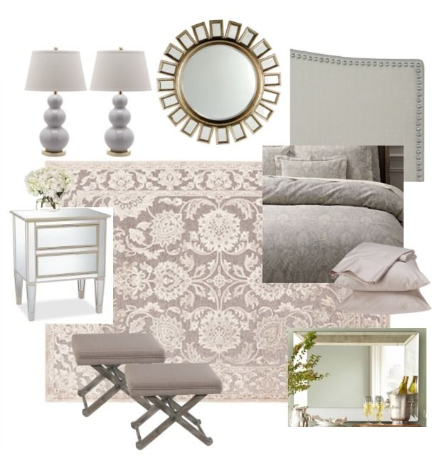 Neutral Bedroom Design Plan Honey We 39 Re Home Pinterest