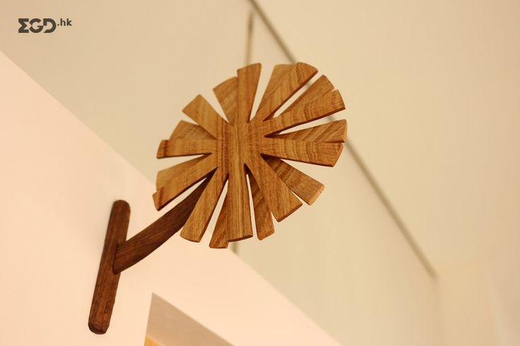 幼儿园的雕塑艺术作品 © nishimokko