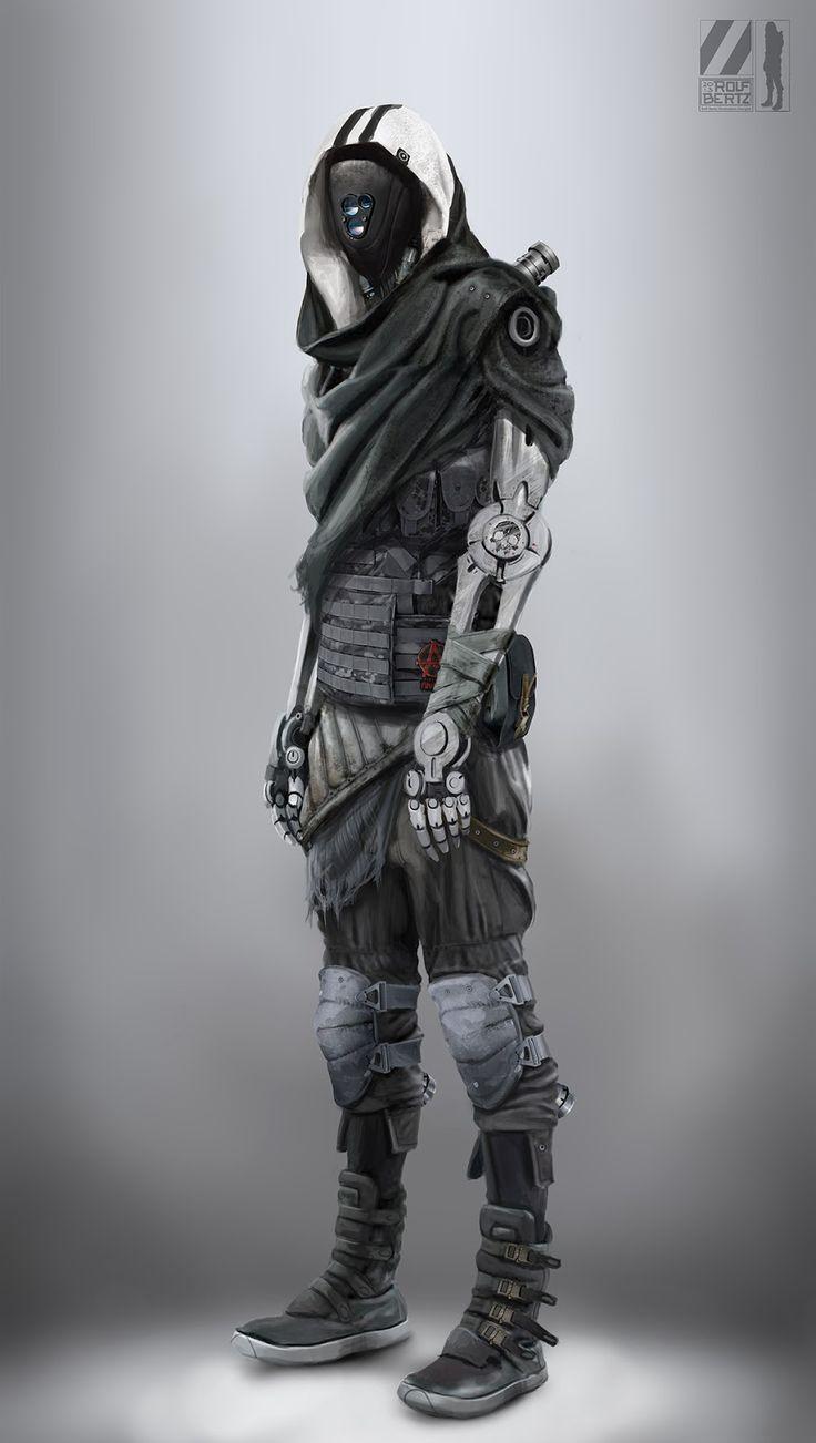Rolf Bertz Blog: cyborg survivor