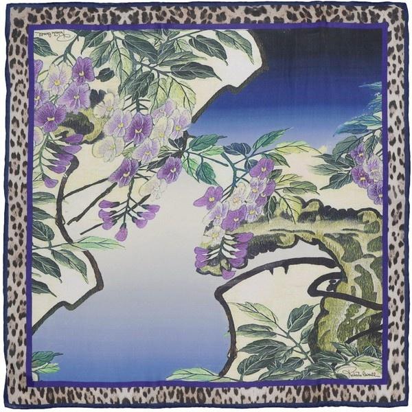 ROBERTO CAVALLI Square scarves - Item 46263442 found on Polyvore