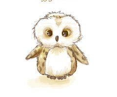I want a little baby owl tattoo!!