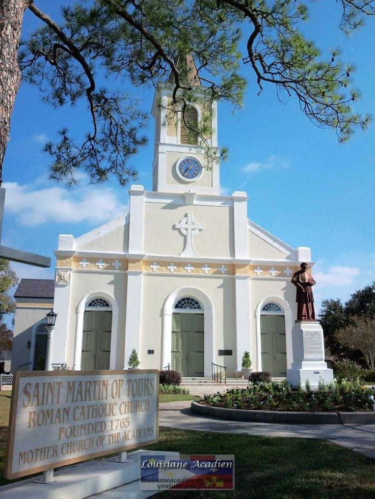 St Martin of Tours, St. Martinville, LA