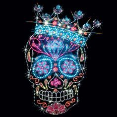 skull with crown - Google Search
