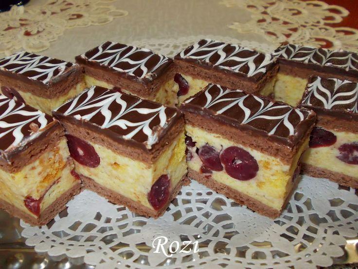 A recept Innen ,köszi Mariam, nagyon ízlett mindenkinek.     Hozzávalók:     Piskótához:   6 tojás   6 evőkanál cukor   6 evőka...