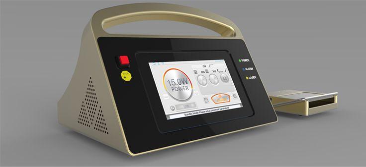 Dental Laser System - Mercury Dental Laser