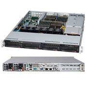 Supermicro A+ Server AS -1022G-URF Dual Socket F 700W/750W 1U Rackmount Server Barebone System (Black)