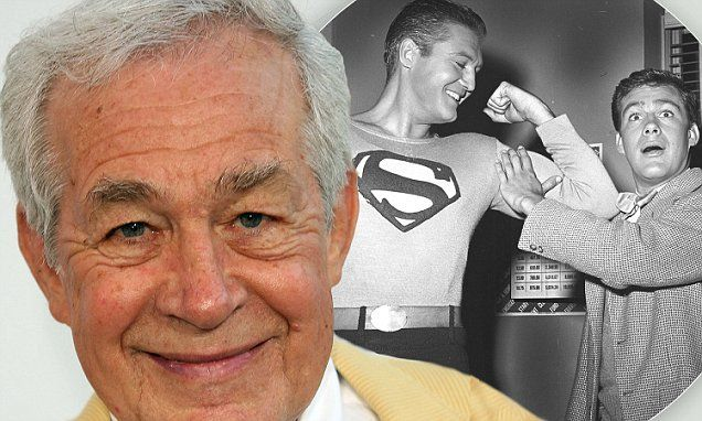 The Adventures of Superman star Jack Larson, who played Jimmy Olson,  has died at 87. He passed away at his home in Brentwood, California, on Sunday.