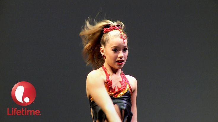 Dance Moms: Full Dance: Don't Take My Fire (S6, E8) | Lifetime mackenzie was amazing in this dance