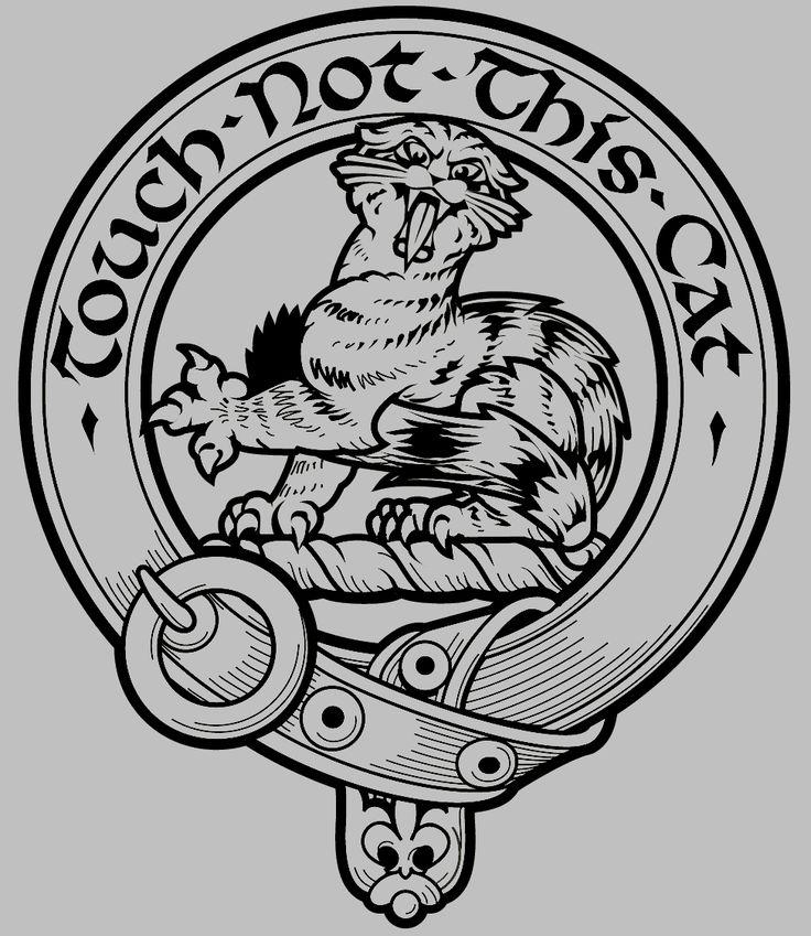 Scottish Clan Tattoos: 18 Best Clan MacLennan Images On Pinterest