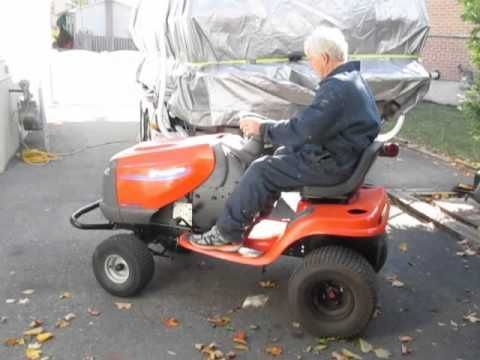 Electric Lawn Tractor Conversion, DIY Electric Lawn Mowers