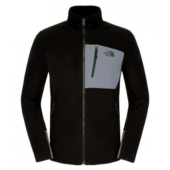 THE NORTH FACE Chimborazo Pro Full Zip férfi polár kabát
