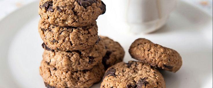 Csokis zabkeksz házilag – isteni recept!