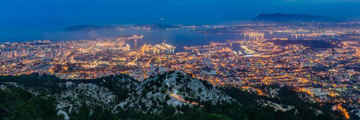 Toulon Provence-Alpes-Côte d'Azur France [2000x667]