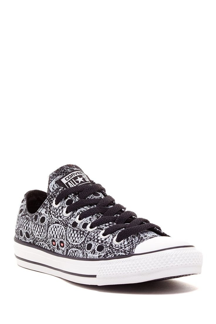 Converse Chuck Taylor Skull Oxford Sneaker by Converse on @nordstrom_rack