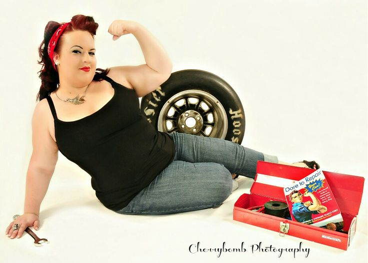 Miss Rockabetty <3 Aspiring Plus Size Rockabilly Pinup Model... www.facebook.com/missrockabetty