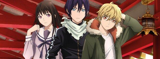 Noragami Aragoto!! A fantastic 2° season!!!