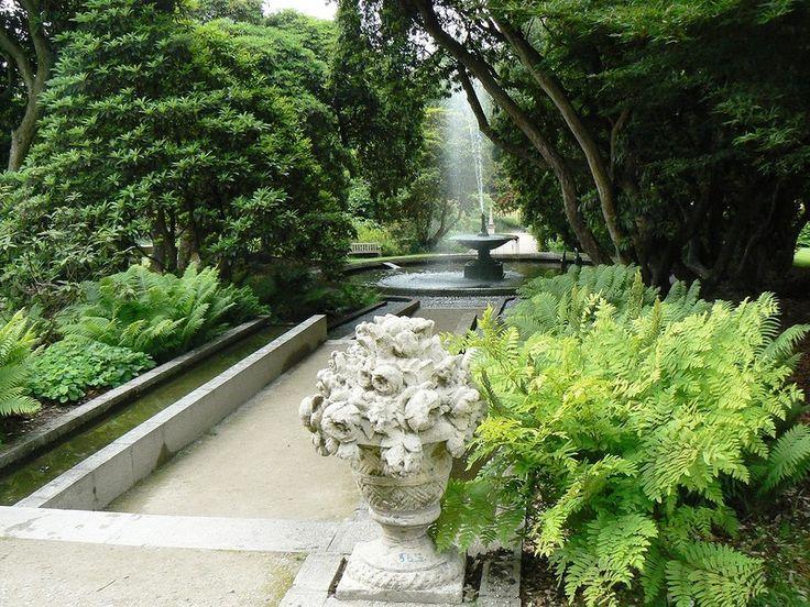 Сады Холкер Холл (Holker Hall Gardens). Англия. Обсуждение на LiveInternet - Российский Сервис Онлайн-Дневников