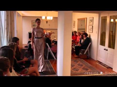 Take a look at the Debutante Collection launch for Jessica Bloom. The evening showed off each dress on the beautiful models.