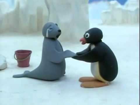 *▶ Pingwinek Pingu - YouTube