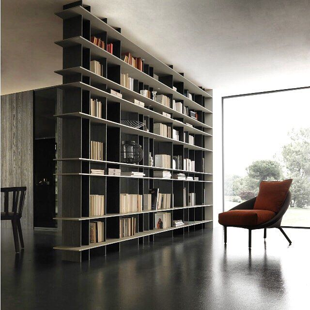 Create an impressive room divider with this new shelving system by Modulnova.  Exclusively available in Australia & NZ via Modulnova Sydney Studio. A stunning range of design options are available - link in bio.