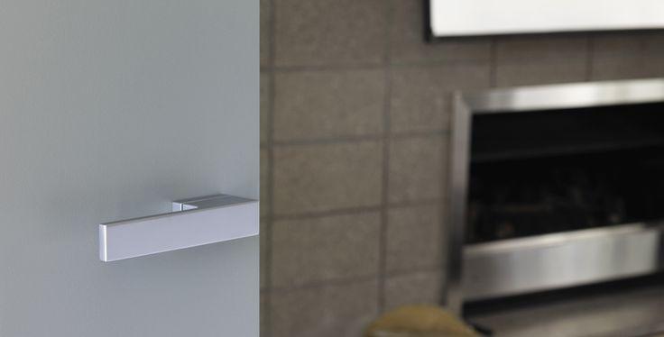 Modern lever handle. #architecture #design #hardware