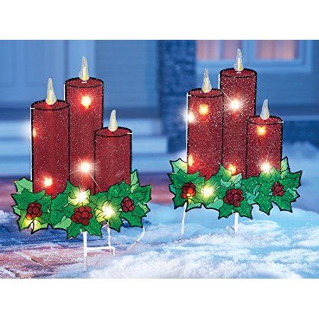 19 Best Outdoor Christmas Decor Images On Pinterest Christmas  - Best Deals On Christmas Lights