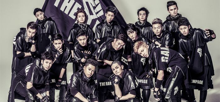 exile tribe the rampage