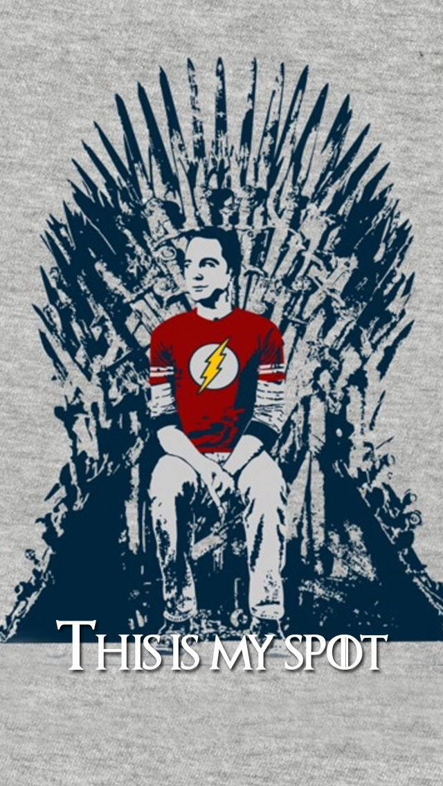 Sheldon is Game of Thrones