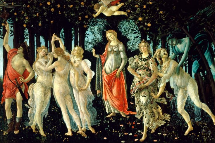 Lo inexplicable: La Primavera de Botticelli