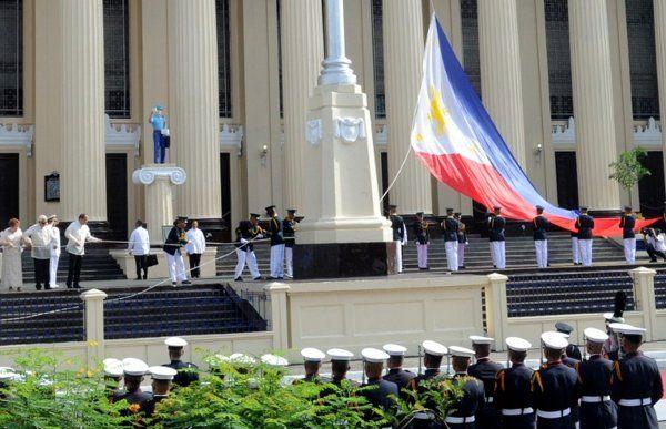 The President of the Philippines Hon. Binigno Aquino Jr.