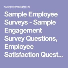 qestionaire of the employeeengagement Essays - largest database of quality sample essays and research papers on employee engagement studymode - premium and free qestionaire of the employeeengagement.