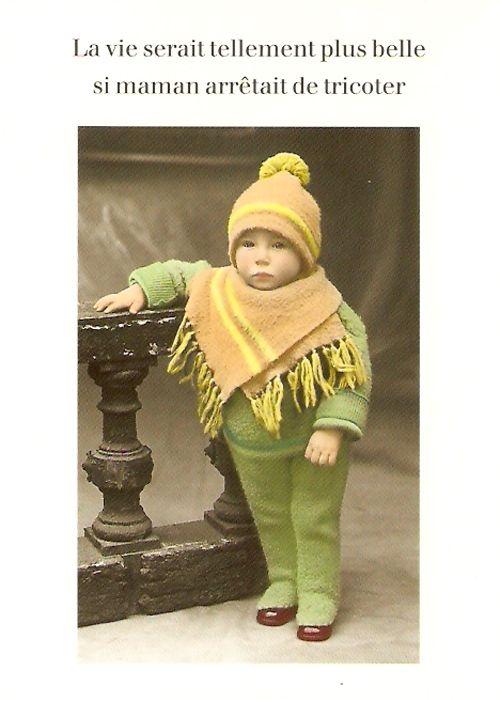 Si Maman Arr�tait De Tricoter