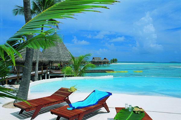 tahiti | tikehau pearl beach resort from £2,109 per person