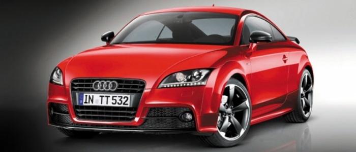 Audi TT S Line Competition  Este nuevo paquete deportivo para el biplaza alemán podrá adquirirse a partir de septiembre por 4.990 euros.    El fabricante alemán Audi incrementa la oferta del TT con el pack S Line Competition, disponible a partir de septiembre tanto para la versión de gasolina TFSI de 211 CV como para la variante diésel TDI de 170 CV.
