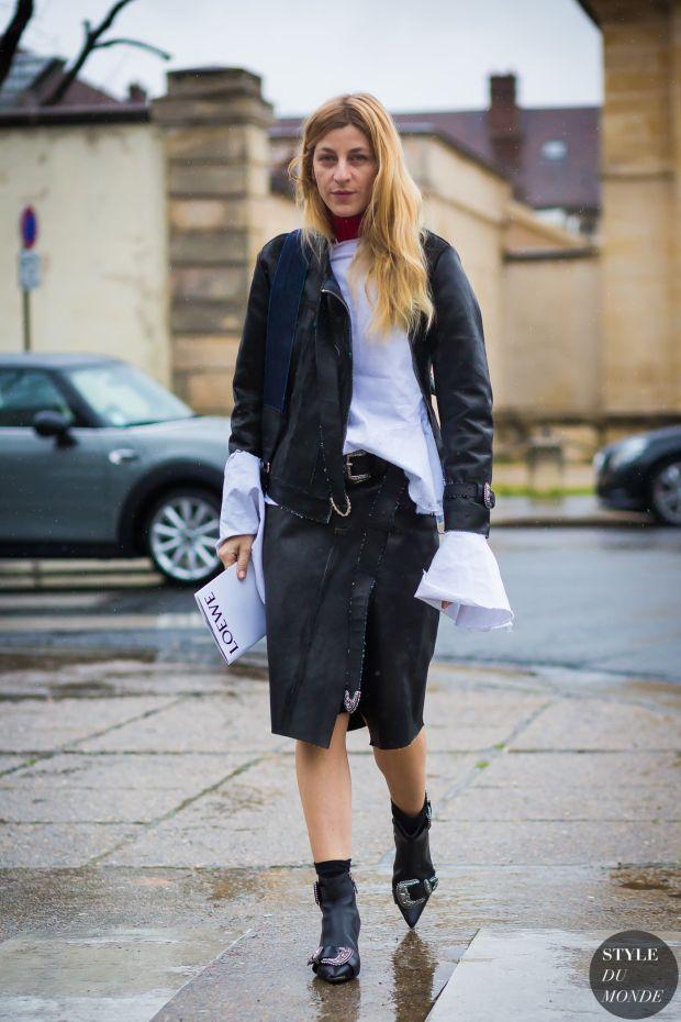 Ada Kokosar by STYLEDUMONDE Street Style Fashion Photography