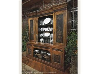 Shop For Habersham Plantation Corporation Lombardy Cupboard