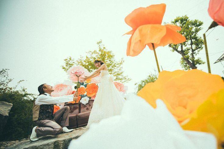 自分らしい結婚式を!オリジナルウェディングフェア開催のお知らせ