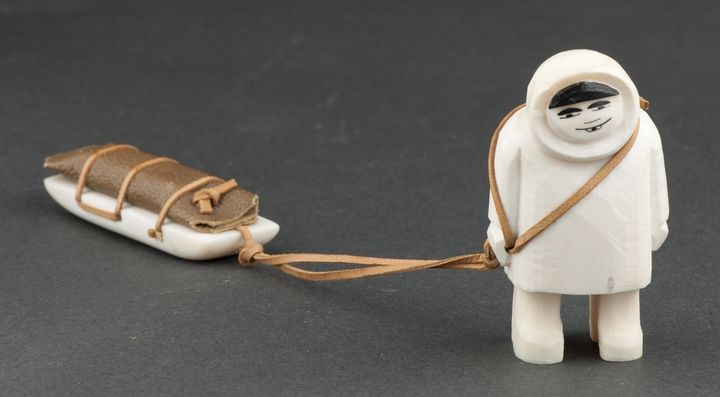 DigitaltMuseum - Figur