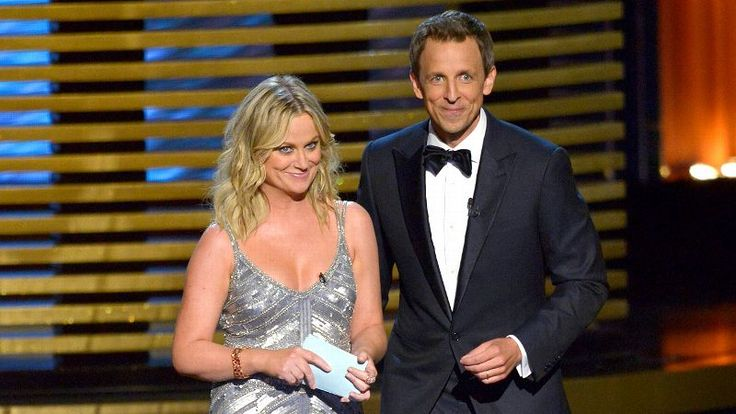 #GenderEquality #ThisGirlCan #LikeAGirl Amy Poehler And Seth Meyers Defend Women's Sports -- Really
