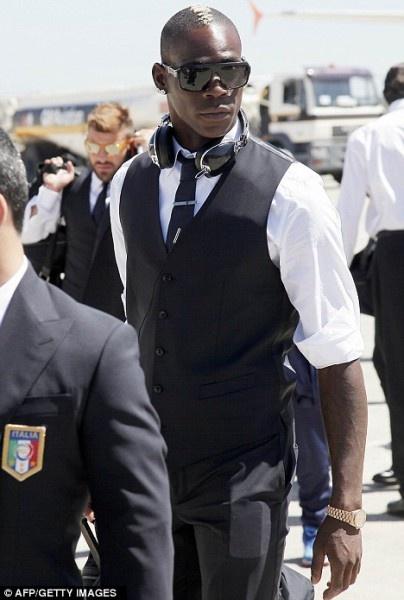Mario Balotelli #Italia